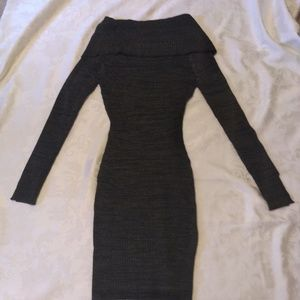 BodyCon Sweater Dress by SayWhat?